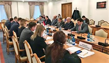 وفد برلماني يزور أوكرانيا ويعقد لقاءات مع نظرائهم بكييف ومسئولين بالخارجية والتعليم