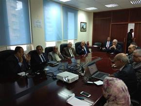 """وزيرة الهجرة تشكر رئيس جامعة الإسكندرية على دعم مؤتمر """"مصر تستطيع بالتعليم"""""""