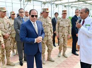 فخري الفقي: الرئيس السيسي قام بجهد ضخم لزيادة معدلات النمو الاقتصادي