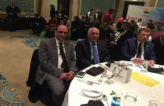 """رئيس برلمانية """"الحركة الوطنية"""" في حفل تدشين تحالف الأحزاب: سنعمل معًا لخدمة مصر"""