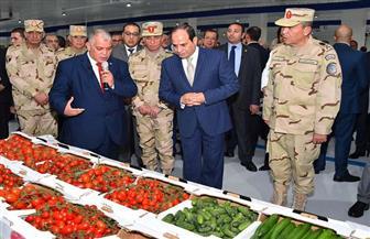 عمرو أديب: الرئيس السيسي يتحدث عن مشاريع على أرض الواقع.. والبلد يتقدم نحو الأفضل |فيديو