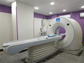 تركيب جهاز أشعة مقطعية متطور بمستشفى العلمين المركزي