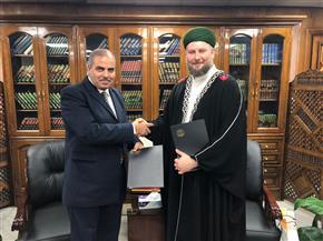 """اتفاقية للتعاون بين """"الأزهر"""" والجامعة الروسية الإسلامية"""