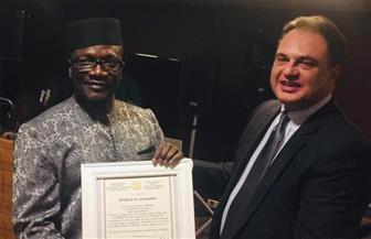 السفير المصري في باريس يشارك في حفل نهاية العام للمجموعة الإفريقية باليونسكو
