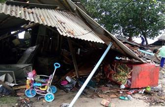 مصر تعرب عن خالص التعازي في ضحايا موجات تسونامي بإندونيسيا
