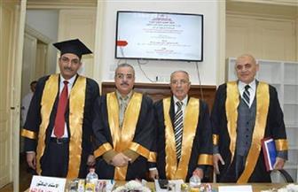 أول ماجستير حول الملكية الفكرية في مصر بجامعة حلوان