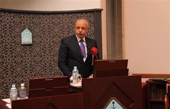 سفير مصر بطوكيو يشارك في الاحتفال باليوم العالمي للغة العربية في اليابان صور
