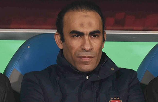 سيد عبدالحفيظ يطمئن على ترتيب رحلة الجزائر -