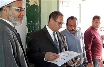 رئيس منطقة البحر الأحمر الأزهرية يتفقد لجان امتحانات صفوف النقل الأولى بالغردقة | صور