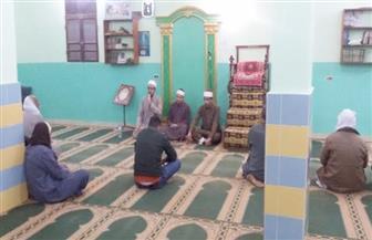 """60 قافلة دعوية للحث على """"مكارم الأخلاق"""" بمساجد شمال سيناء  صور"""