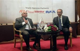 وزير الاتصالات: مصر الأولى عالميًا في توفير الكوادر البشرية المدربة