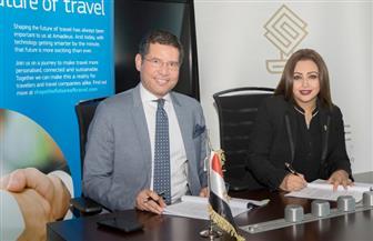 """اتفاقية إستراتيجية بين """"أماديوس"""" و""""إي جي جيت"""" للارتقاء بمنظومة السياحة الإلكترونية"""