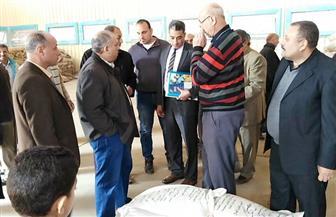 """"""" الزراعة"""" تطمئن على توفير تقاوي المحاصيل الصيفية في كفر الشيخ والدقهلية والغربية   صور"""
