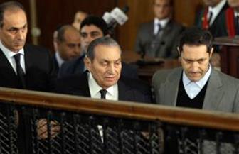 مبارك: ردمنا آلاف الأنفاق على الحدود الشرقية