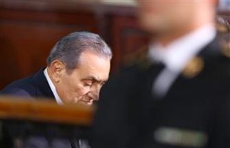مبارك للمحكمة: العناصر المتسللة فى يناير جاءت لتزيد من الفوضى وتساعد الإخوان