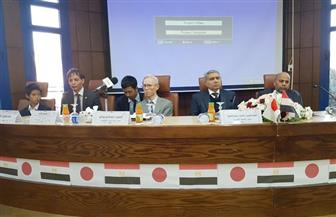 """محافظ المنيا والسفير الياباني يفتتحان فعاليات اليوم """"المصري ـ الياباني"""""""