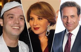 تكريم بوسى وممدوح عبد العليم وماهر عصام في ملتقى أطفال السينما