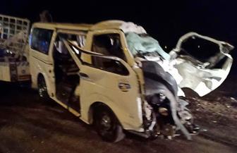 بالأسماء.. ارتفاع عدد ضحايا حادث دمنهور إلى 8 حالات وفاة