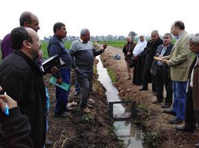 زراعة الشرقية تنظم دورة تدريبية عن ترشيد المياه | صور