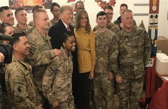 ترامب يقر بمخاوف أمنية رافقت زيارته المفاجئة للعراق