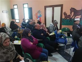 برامج تدريبية لاعتماد مدربي التوعية بمخاطر الهجرة غير الشرعية بالمنوفية | صور
