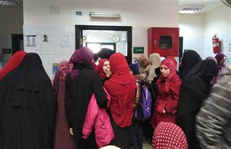 """""""مستقبل وطن"""" ينظم قافلة طبية توقع الكشف على 2500 مواطن في قرية الخياطة بدمياط   صور"""