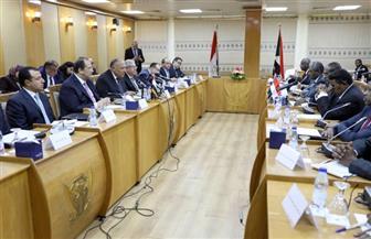 الاجتماع الرباعي بين الخارجية والمخابرات المصرية والسودانية يؤكد دعم أمن واستقرار الخرطوم | نص كامل