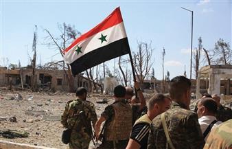 الجيش السوري يعلن دخول منطقة منبج