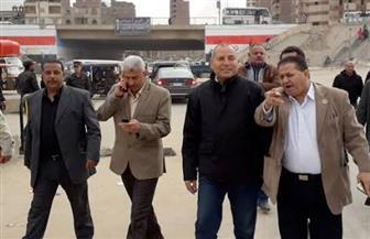 نائب محافظ القاهرة يتفقد حي المرج | صور