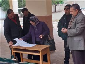 انطلاق امتحانات الفصل الدراسي الأول بمدارس الإسكندرية| صور