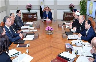 بسام راضي: الرئيس السيسي يوجه بعدم التنازل عن حقوق الدولة والتصدي للتعديات بكافة أشكالها