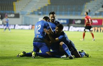 الأهلي يتعادل أمام الداخلية في مباراة الفرص الضائعة| صور