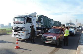 حملات مرورية مكثفة على مدار اليوم للحد من وقوع الحوادث على الطرق
