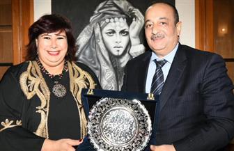 عبدالدايم والأعرج يفتتحان الأيام الثقافية المصرية في مدينة وجدة المغربية | صور