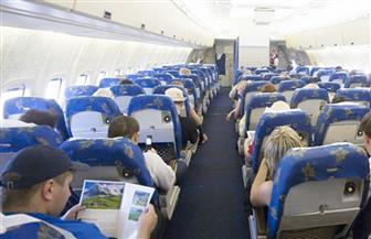 الأوكسجين يتغير 20 مرة في الساعة.. كيف يتم تنظيم الهواء داخل الطائرة؟