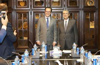 مدير الوكالة الفرنسية للتنمية: لدينا اهتمام بالتوسع في استثمارات مشروعات الطاقة المتجددة بمصر| صور