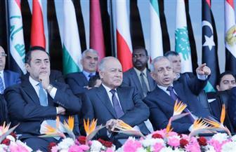 الأمين العام للجامعة العربية يشهد طابور عرض طلبة الأكاديمية العربية بالإسكندرية | صور