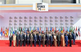 """الرئيس السيسي يفتتح معرض السلاح المصري الأول """"إيدكس 2018"""""""