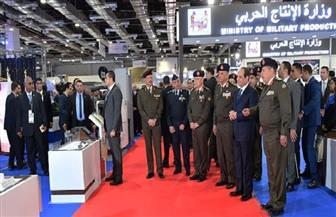 """تعرف على أهم الأسلحة المصرية داخل معرض الدفاع """"إيديكس 2018"""""""