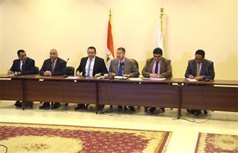 محافظ بني سويف يرأس اجتماع المجلس الإقليمي للسكان | صور