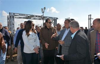 محافظ البحيرة: الانتهاء من تطوير مدينة رشيد في المهلة التى حددها الرئيس | صور