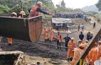 استئناف عمليات إنقاذ 15 من عمال المناجم المحاصرين داخل منجم في الهند