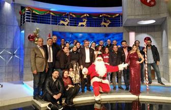 الليلة.. هاني شاكر ونجوم الغناء الشعبي في احتفالية ليلة رأس السنة على النهار| صور
