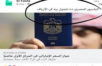 """ملاك موقع """"الفصلة"""" المتهم في """"إهانة الباسبور المصري"""" متورطون في قضايا نصب وغسيل أموال"""