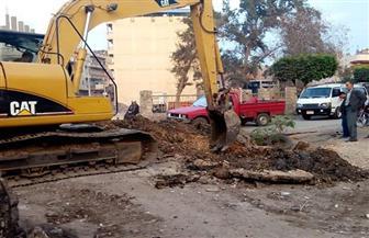 """بعد حادث تصدم """"الصلاحات - ميت فارس"""".. محافظ الدقهلية: إصلاح الطريق فورا"""