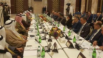 بدء فعاليات اللجنة المصرية الكويتية بحضور وزيرى خارجية البلدين | صور