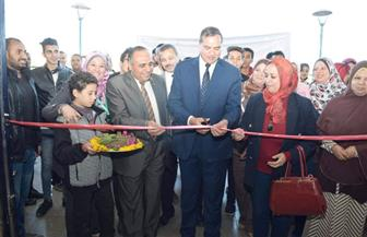 افتتاح الخيمة التمريضية التوعوية للإسعافات الأولية بجامعة سوهاج | صور