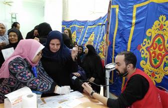 """وزيرة الصحة: 36 مليون مواطن تم فحصهم في حملة """"100مليون صحة"""" منذ انطلاقها"""