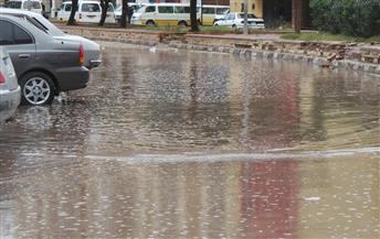 أمطار متوسطة على مدن وقرى كفر الشيخ توقف عمليات الصيد بالبحر المتوسط وبحيرة البرلس