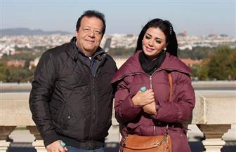 رانيا يوسف تنتظر عرض السندريلا والسندباد بداية 2019 / صور